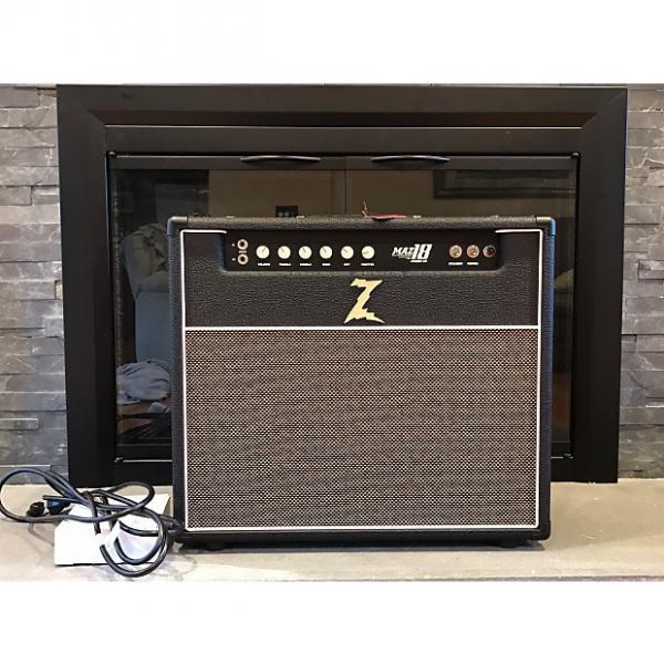 Custom Dr. Z Maz 18 NR Black