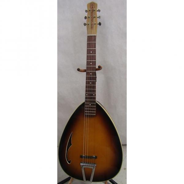 Custom DanElectro Teardrop Acoustic Circa. 1960's