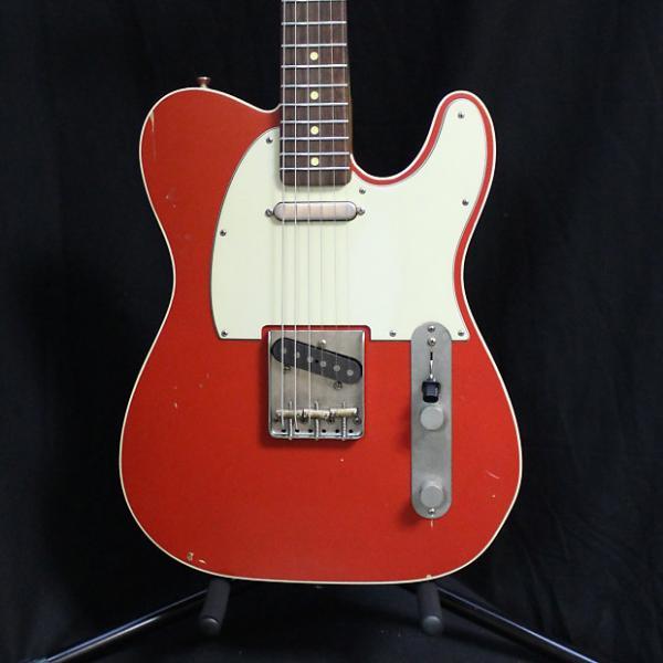 Custom Nash TC-63 Dakota Red w/case