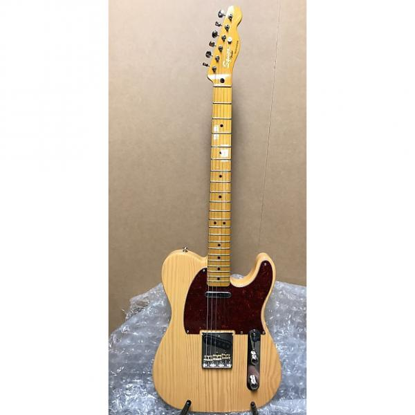 Custom Squier Classic Vibe Telecaster Vintage Blonde