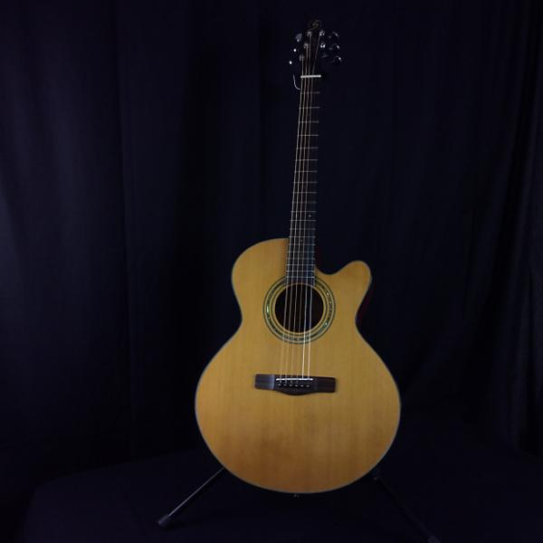 Custom Samick MJ13 CE - Cutaway Acoustic/Electric Guitar - Manufacturer Refurbished