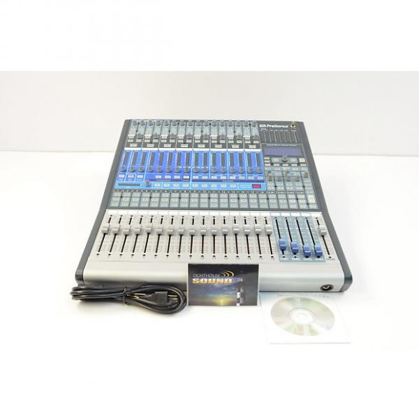 Custom PreSonus StudioLive 16.4.2 16 Channel Digital Mixer