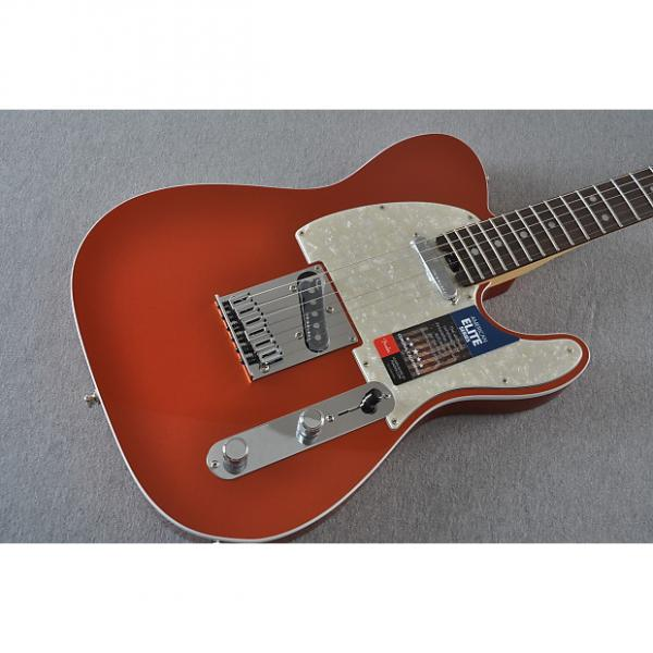 Custom 2017 Fender American Elite Telecaster - USA Tele - S1 Switch - Compound Radius