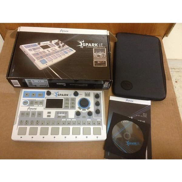 Custom Arturia  SparkLE Drum machine Controller and Software with License