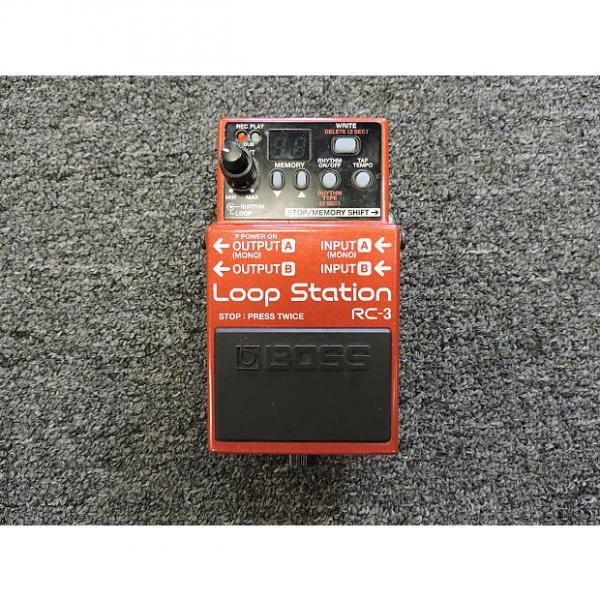 Custom Boss RC-3 Loop Station Guitar Effects Pedal