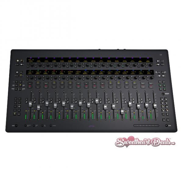 Custom Avid Pro Tools S3 - EUCON Enabled Desktop Control Surface & Audio Interface