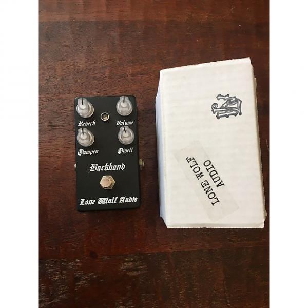 Custom Lone Wolf Audio Backhand Reverb