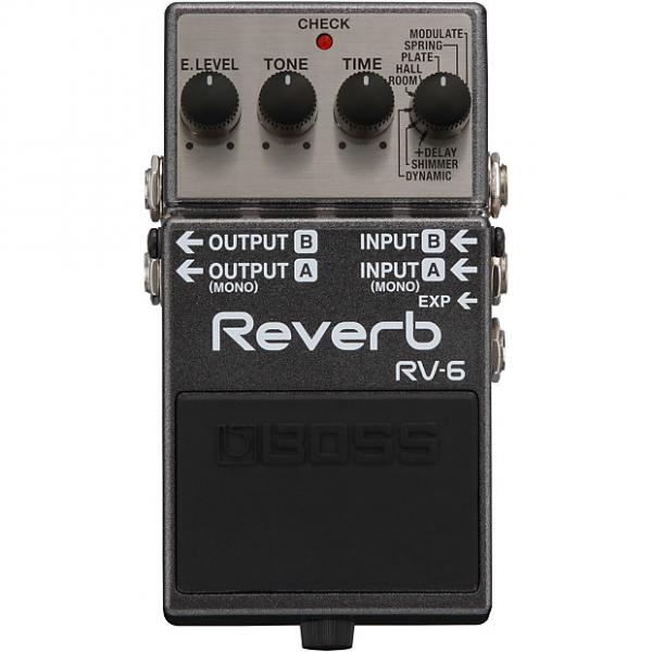 Custom Boss RV-6 Reverb 2017 Grey