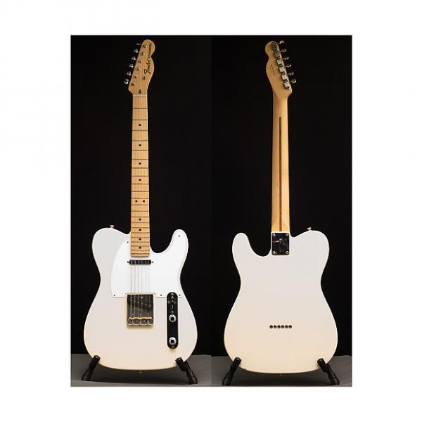 Custom Fender USA Standard Telecaster 2012 Blizzard Pearl