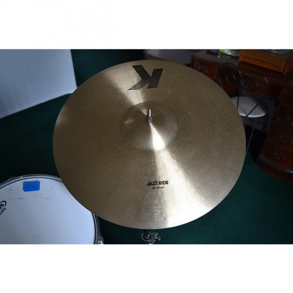 "Custom Zildjan 20"" K JAZZ Ride Cymbal"