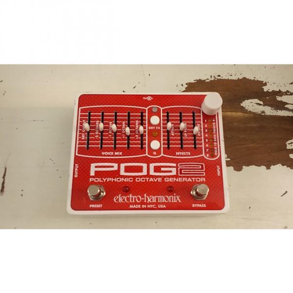 Custom Electro-Harmonix POG 2