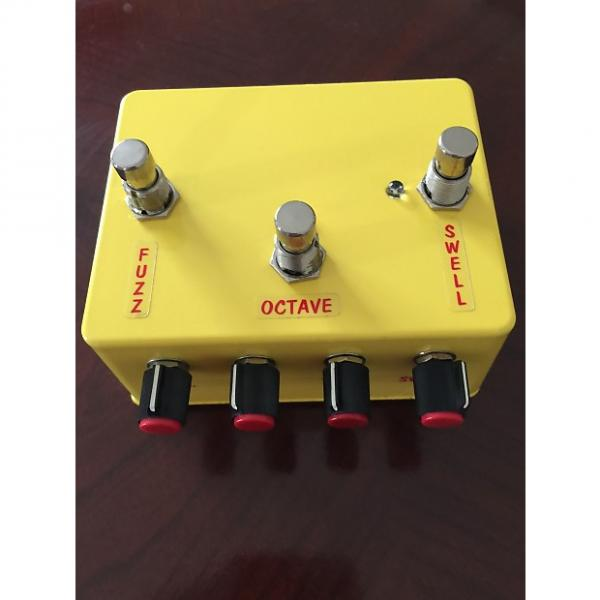 Custom Prescription Electronics Experience  Yellow with red writing
