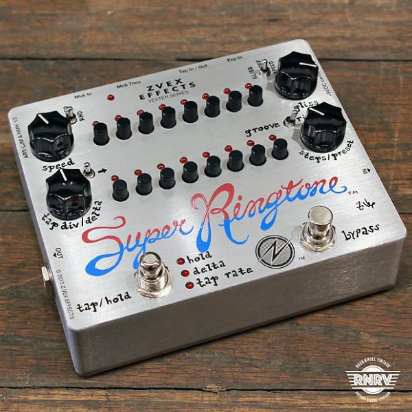 Custom Zvex Super Ringtone