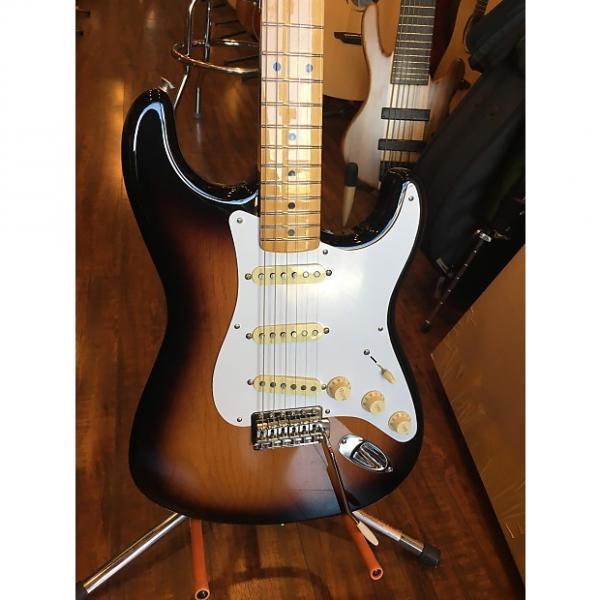 Custom Fender Classic Series '50s Statrocaster Electric Guitar 2 Color Sunburst