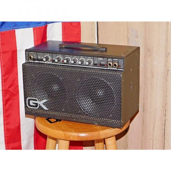 "Custom Gallien-Krueger 250ML Series II ""Lunchbox"" Guitar Amplifier L@@K!"