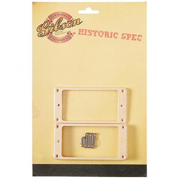 Custom Gibson Historic Mounting Rings