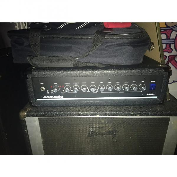 Custom Acoustic B800h Bass Head