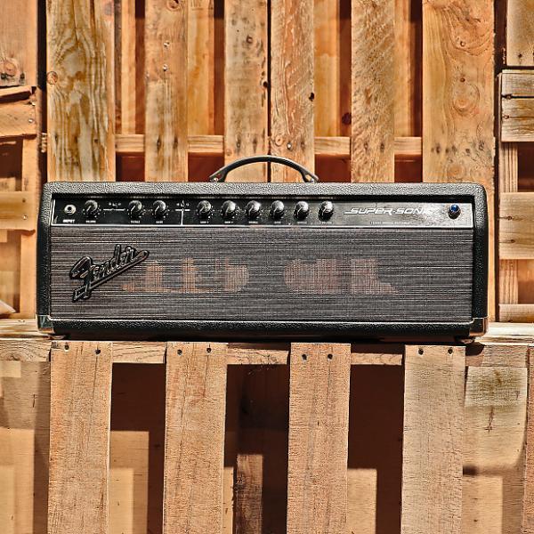 Custom Fender Super-Sonic 60 Head 2010's