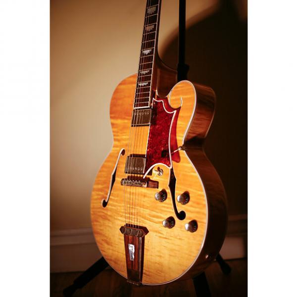 Custom Gibson Tal Farlow custom shop 1998 blonde maple