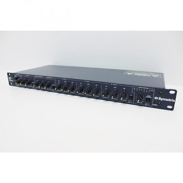 Custom Symetrix 528e Channel Strip: Mic Preamp, Compressor, De-esser, Equalizer!