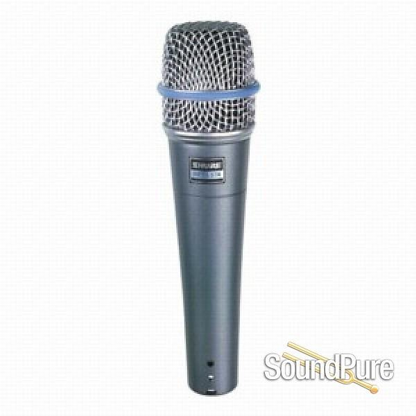 Custom Shure Beta 57A Instrument Microphone