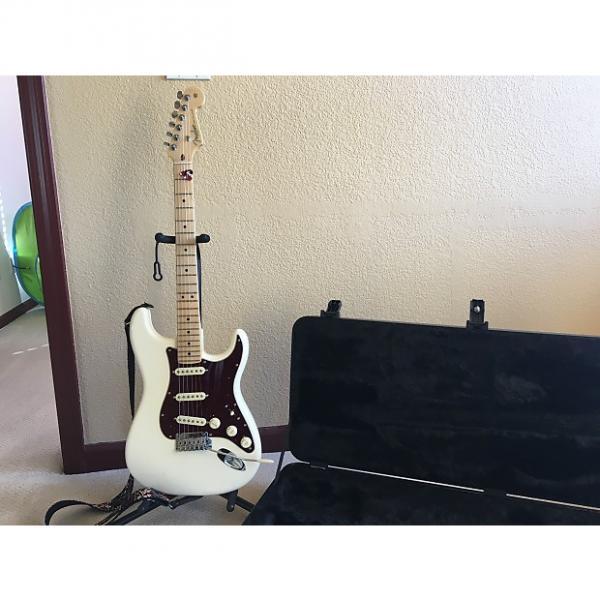 Custom Fender American Stratocaster 2016 White