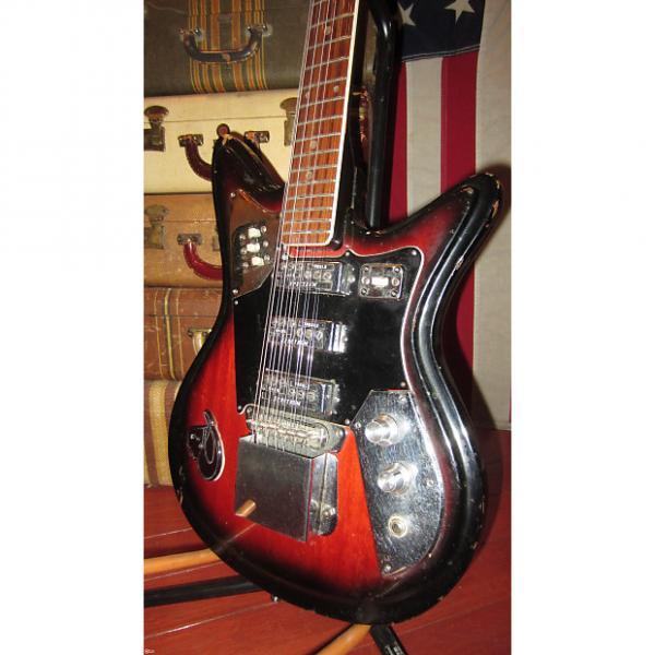 Custom Circa 1967 Teisco St. George 12 String