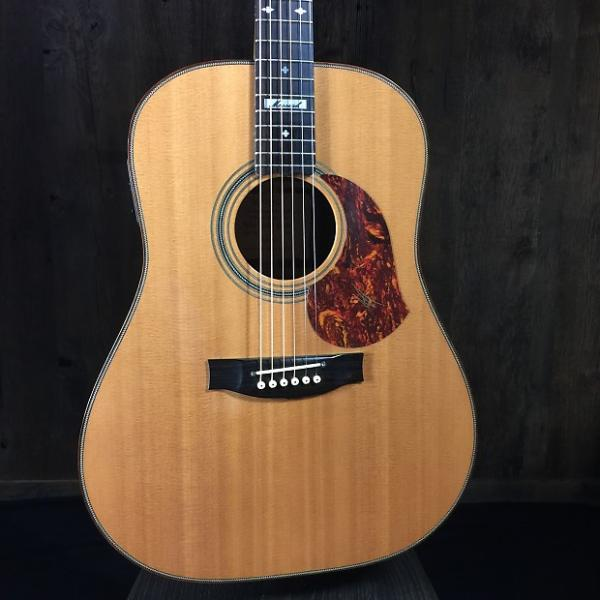 "Custom Maton EM100 ""The Messiah"" Natural"