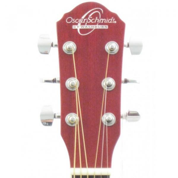 Oscar martin guitars Schmidt martin guitar case OG10CEFTR acoustic guitar strings martin Flame martin guitar strings Transparent martin acoustic guitar strings Red Electric Acoustic Guitar