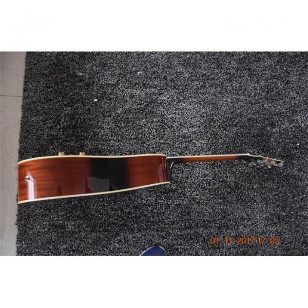 Custom Shop John Lennon 160E Acoustic Tobacco Vintage Electric Guitar