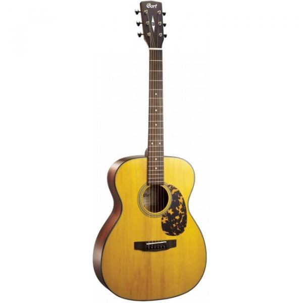 Cort Luce Series L-300V Acoustic Guitar Natural with Vintage Toner