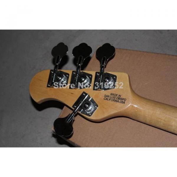 Custom StingRay MusicMan Blue 4 Strings Bass
