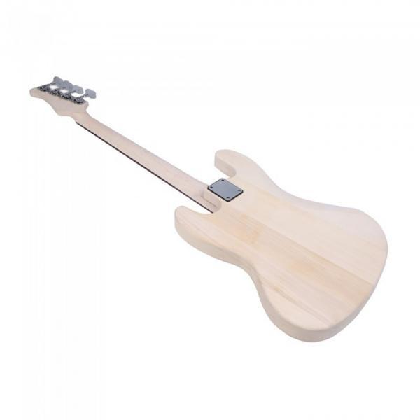Custom Shop Unfinished Jazz Bass Kit