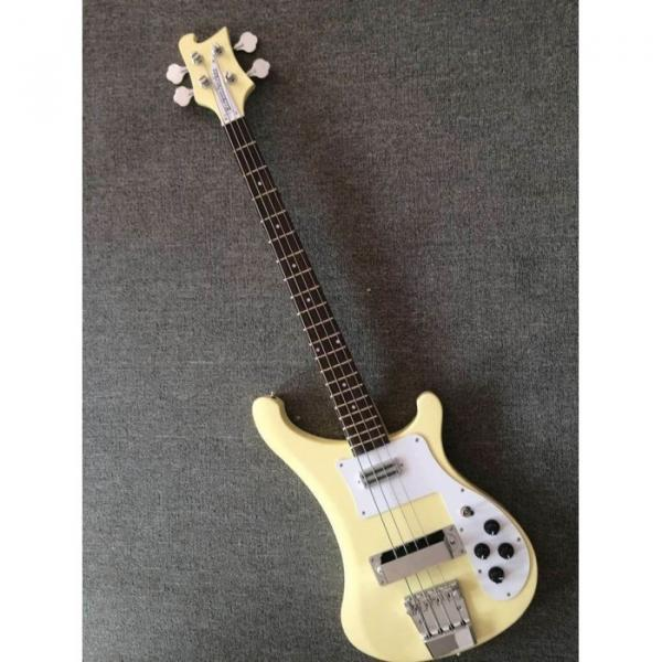 Custom Shop Rickenbacker Cream 4001 4 String Bass