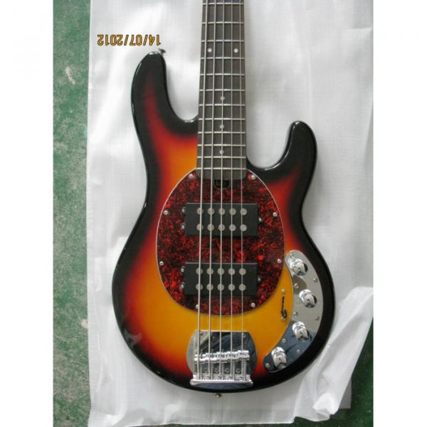 Custom Shop Music Man Ernie Ball Vintage Electric Bass