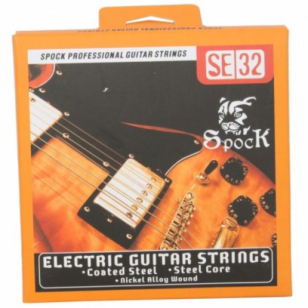 Spock Professional Electric Guitar Strings Set