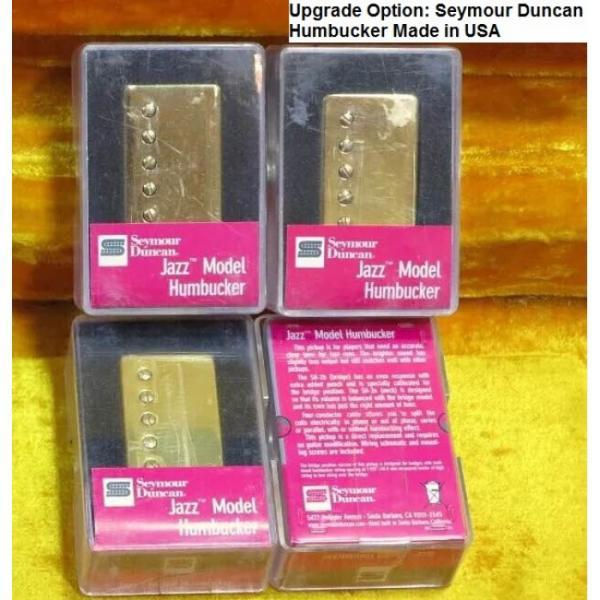 Custom Shop ES335 Spalted Maple Veneer Natural Electric Guitar