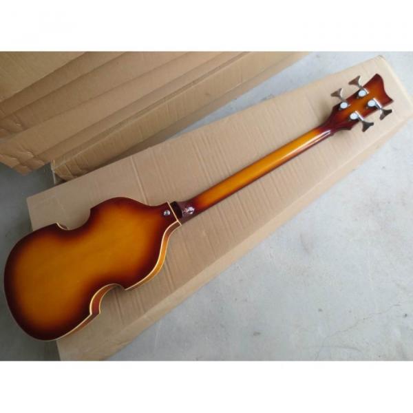 Custom Shop Vintage Hofner Electric Guitar