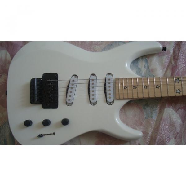 Custom Shop Warmoth White Electric Guitar