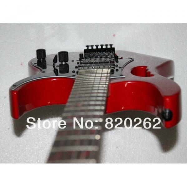 Custom Shop Vampire Red Ibanez Steve Vai Jem Electric Guitar