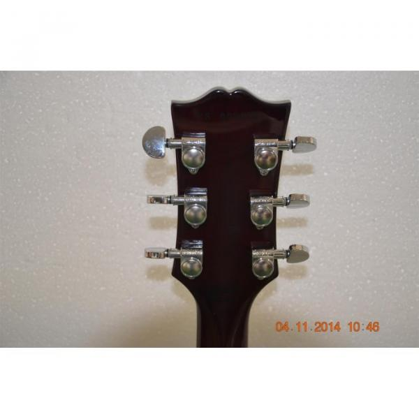 Custom Shop Tiger Maple Top Electric Guitar