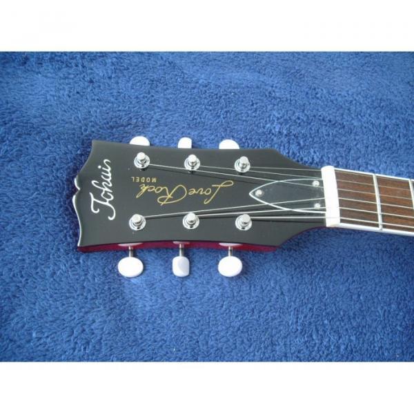 Custom Shop Red Tokai Electric Guitar