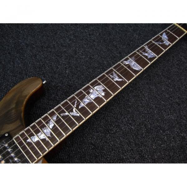 Custom Shop PRS Swamp Ash 6 String Electric Guitar