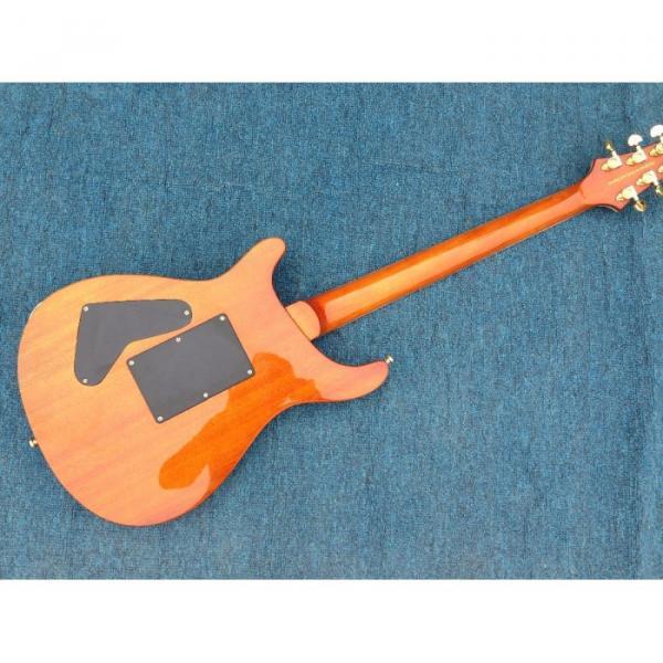 Custom Shop PRS Flame Maple One Piece Neck Electric Guitar