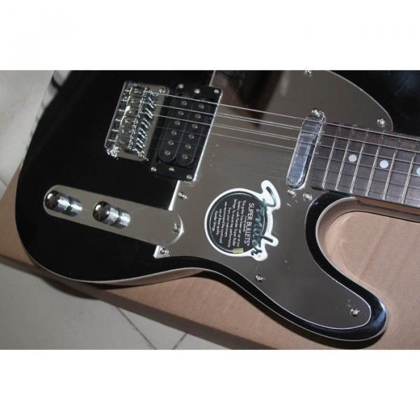 Custom Shop Jones 5 Telecaster Black Electric Guitar