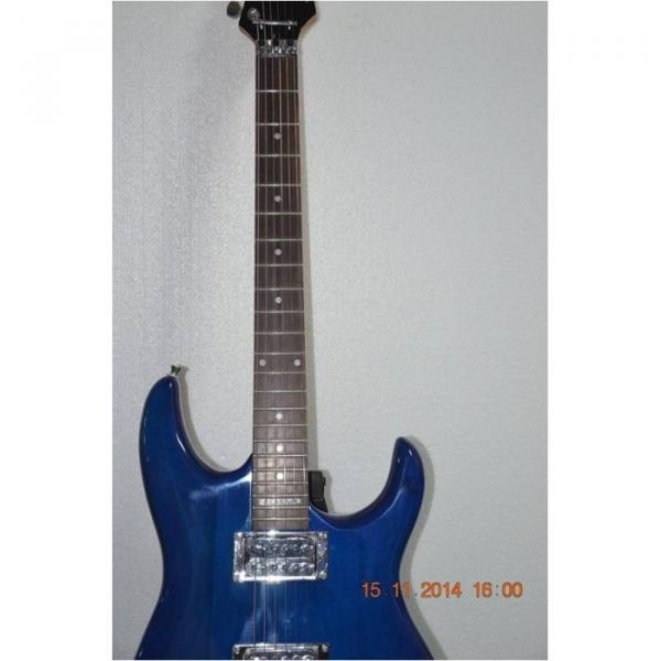 Custom Shop JEM 7V Electric Guitar Royal Blue