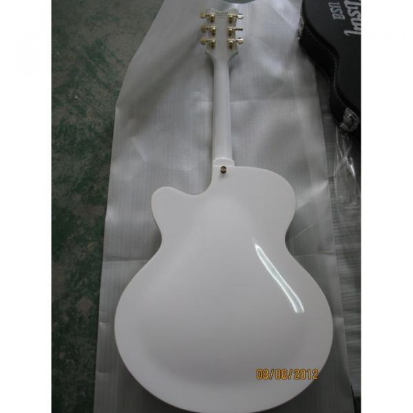 Custom Shop Gretsch White Falcon Electric Guitar