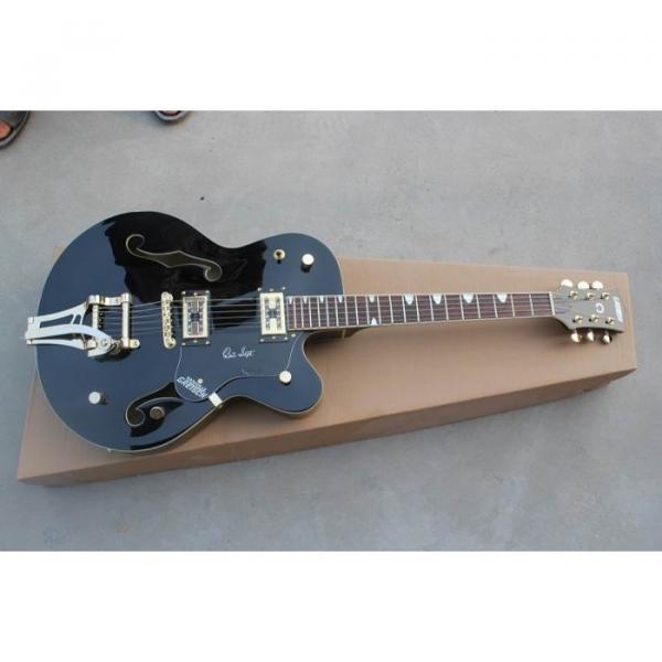 Custom Shop Gretsch Black Brian Setzer Electric Guitar