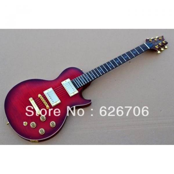 Custom PRS Paul Reed Smith Red McCarty Electric Guitar