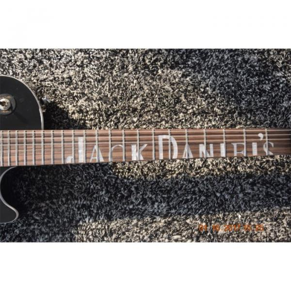 Custom Patent Jack Daniel's Electric Guitar
